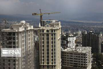 تورم ۱۰۰ درصدی قیمت نهاده های ساختمان های مسکونی تهران در بهار امسال