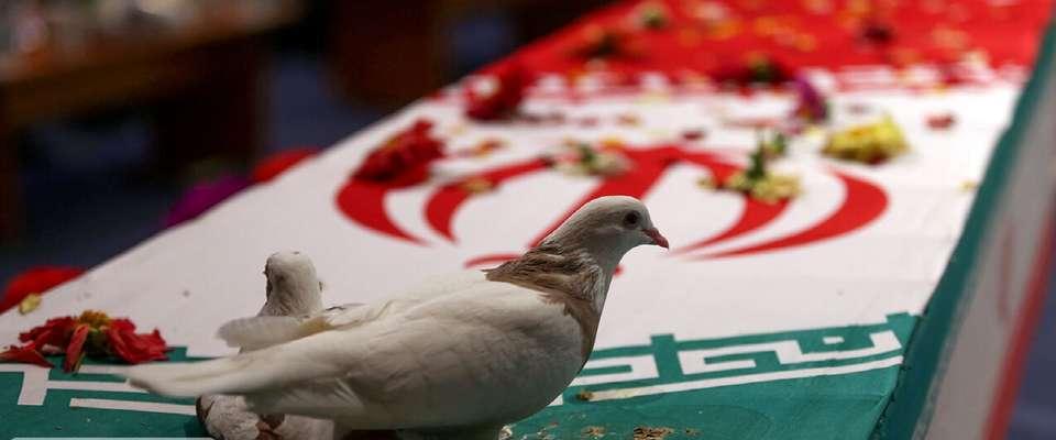 مراسم گرامیداشت شهدای والامقام وزارت راه و شهرسازی برگزار شد