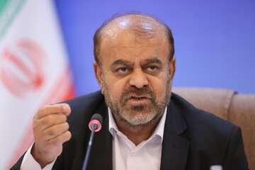 وزیر راه از اعزام ۶۴ هزار زائر ایرانی به عراق گفت