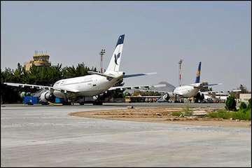 اعزام بیش از ۳۰۰۰ زائر عتبات از فرودگاه اصفهان در آستانه اربعین حسینی
