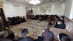 شهردار شیراز در عصر اربعین حسینی از  منطقه کمتر برخوردار  نصرآباد بازدید کرد