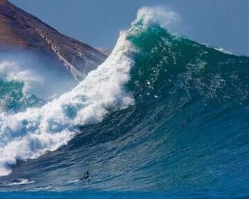 هشدار درباره وقوع توفان بیسابقه در سواحل جنوبی کشور