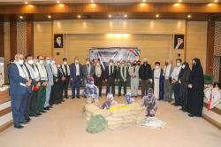 تجلیل شورای شهر شیراز از یادگاران ۸ سال جنگ تحمیلی در شورای شهر شیراز