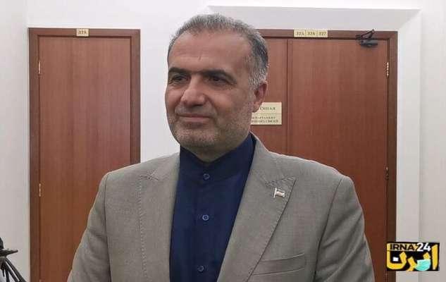 تاکید روسیه، ایران و جمهوری آذربایجان بر گسترش همکاریها