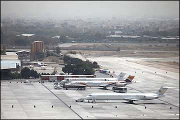تاکید مدیرعامل شرکت فرودگاهها بر اتمام پروژه باند ۲۹ چپ فرودگاه مهرآباد تا پایان بهمن