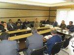 برگزاری جلسه مشترک  بنیاد مسکن  انقلاب اسلامی و سازمان ثبت اسناد و املاک کرمانشاه