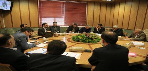 شرکت مدیر کل در جلسه شورای معاونین استانداری