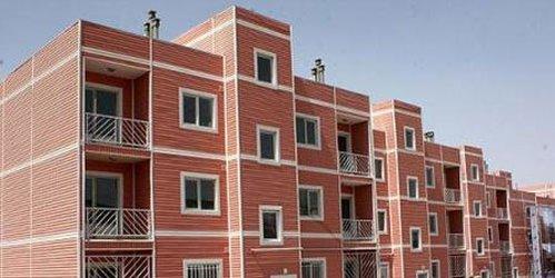 ۱۲۶ خانه برای اقشار آسیب پذیر کنگان دردست ساخت است