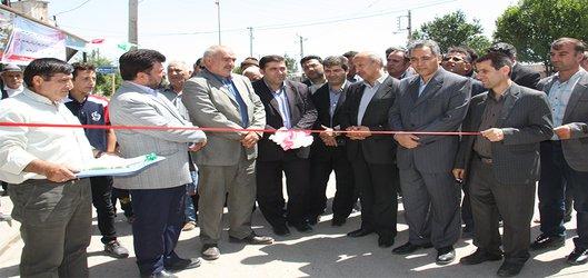 مدیرکل بنیاد مسکن انقلاب اسلامی استان:۱۵۰کیلومتر آسفالت معابر روستاهای استان اردبیل در ۲سال اخیر اجرا شده است