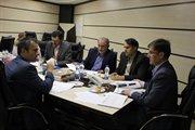 اولین جلسه برنامه های اجرایی حوزه اقتصادی درسال ۹۷