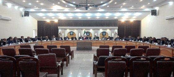 جلسه شورای فنی استان کرمان برگزار شد