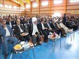 افتتاح پروژه های عمرانی بخش ترکمانچای ازتوابع شهرستان میانه