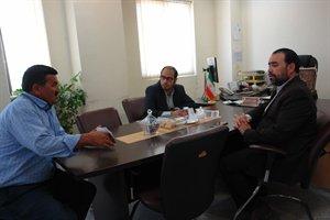 گزارش تصویری ملاقات مردمی سرپرست معاونت بازآفرینی شهری و مسکن - یکشنبه ۱۷ تیر ۹۷