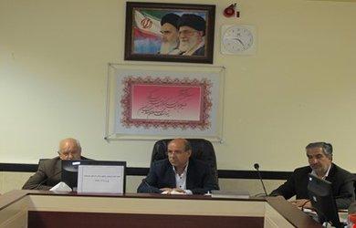 تشکیل جلسه کمیته پشتیبانی مناطق زلزله زده استان کرمانشاه