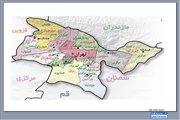 استان تهران رکورد دار بیشترین میزان نقشه کاداستر شهری سال ۱۳۹۶