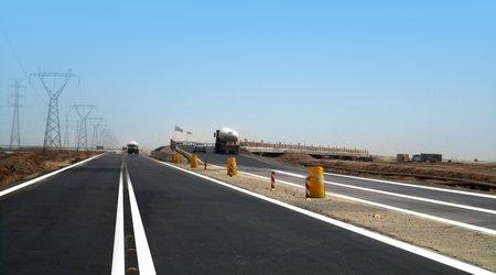 آغاز عملیات احداث ۴۵ کیلومتر راه روستایی در بخش غیزانیه اهواز