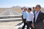افتتاح فاز ۱ و ۲ آزادراه شرق اصفهان تا پایان سال