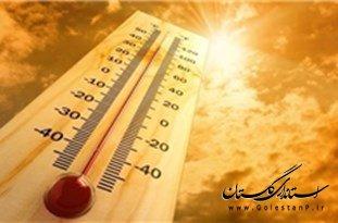 پیشبینی افزایش دمای در شهرهای گلستان/ پتانسیل بالای وقوع آتشسوزی در مناطق جنگلی و مراتع گلستان