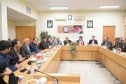 نوزدهمین جلسه ستاد جذب و حمایت از سرمایه گذاری استان به میزبانی اداره کل مسکن و شهرسازی استان