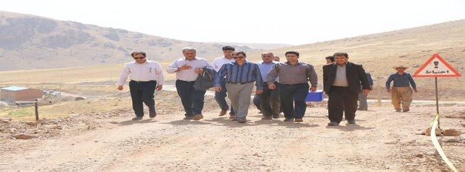 توجه ویژه به بهسازی راههای دسترسی به روستاهای تاریخی