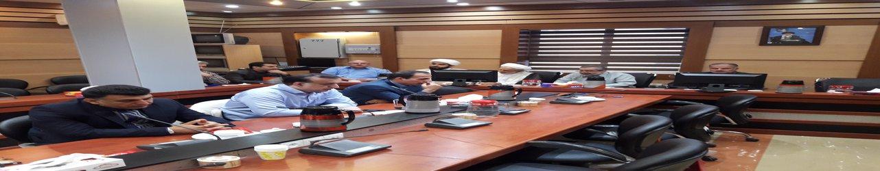 با هدف غنی سازی فرهنگی، شورای فرهنگی راه وشهرسازی گیلان تشکیل جلسه داد.