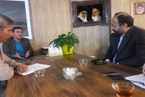 مدیرکل راه و شهرسازی خراسان شمالی : باید در اجرای پروژه های ملی برای سال جاری هدف محدود و معینی داشت...