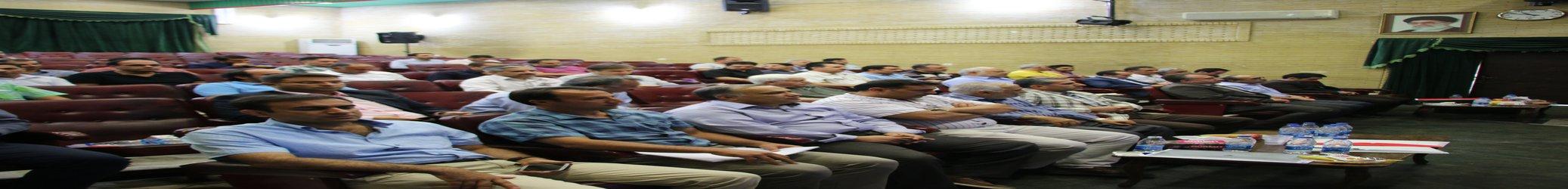 مجمع عمومی سالیانه انجمن پیمانکاران عمرانی آذربایجانغربی برای انتخاب بازرسان خود برگزار شد