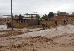 خسارت سیل به تاسیسات زیربنایی ۵ شهرستان