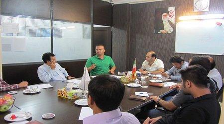 اولین جلسه کمیسیونهای (فنی و حقوقی ، رفاه و دارایی تامین اجتماعی ،روابط عمومی انتشارات و تحقیقات آموزش) تشکیل گردید.