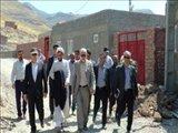 ۸۲میلیارد ریال برای بازسازی روستای چنار هزینه شده است