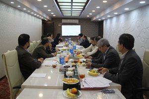 دومین جلسه شورای هماهنگی امور راه و شهرسازی با سرفصل روابط عمومی