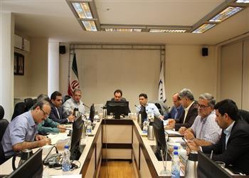 جلسه مشترک اعضای شورای مرکزی  با مسئولان دفتر تشکیلات حرفه ای وزارت راه و شهرسازی برگزارشد