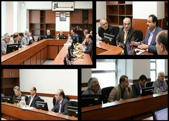 جلسه مشترک شورای مرکزی و دفتر توسعه مهندسی وزارت راه و شهرسازی برگزار شد