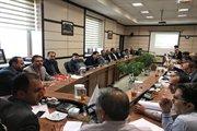 جزئیات جلسه کارگروه تخصصی امورزیربنایی و شهرسازی خراسان شمالی