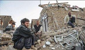 مردم مهارت پناه گیری در زلزله را بلد نیستند