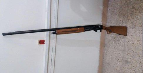 کشف و ضبط یک قبضه سلاح شکاری پنج تیر غیر مجاز در خوانسار
