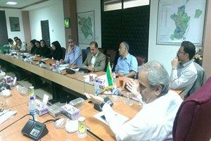 تصمیمات کمیسیون ماده پنج استان کردستان برای شهر سنندج