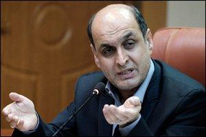 سهم ۱۱ درصدی ایران از آب دریای خزر صحت ندارد