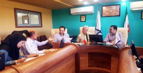 برگزاری جلسه مشترک سازمان و نظام کاردانی ساختمان اصفهان