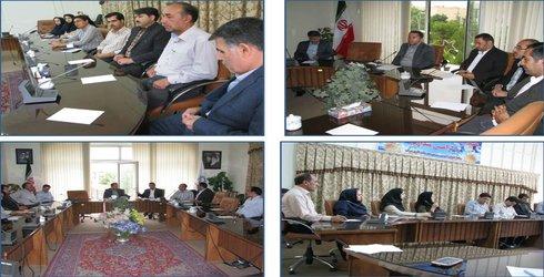 جلسه هم اندیشی مسئولین واحدهای اداری شهرداری تشکیل شد