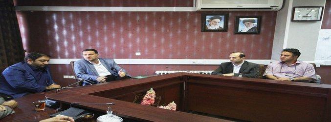 مدیر جدید فضای سبز منطقه ۶ تبریز معرفی شد/ کاشت ۱۱۰ هزار اصله درخت طی ۵ ماهه نخست سال جاری