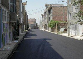 آسفالت ۱۰ متری رضائیان خیابان شهید داود عسگری+تصاویر