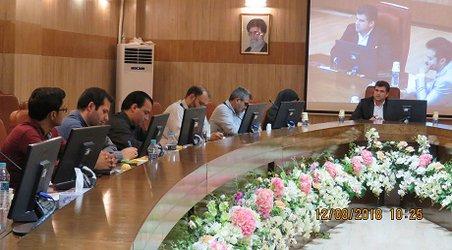 برگزاری نشست خبری به مناسبت هفته خبرنگار