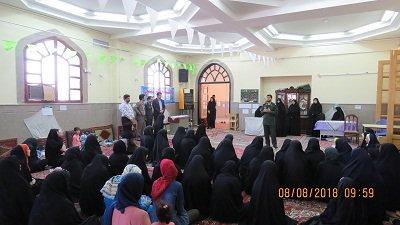 بازدید شهردار و مسئولین از گروههای جهادی