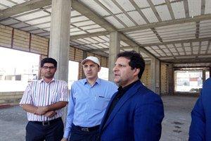 بازدید دادستان مرکز استان کردستان از پروژه های عمران شهری سنندج