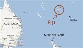 زلزله ۸ ریشتری «فیجی» و «تونگا» را لرزاند