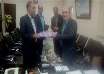 تعاملات شهرداری شهرکرد و اداره کل  ثبت اسناد استان افزایش می یابد