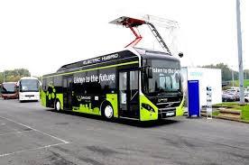 اتوبوسهای برقی سهم مشهد می شود؟