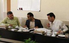 بازدید مدیر کل دفتر امور شهری و شوراها از شهرداری دولت آباد