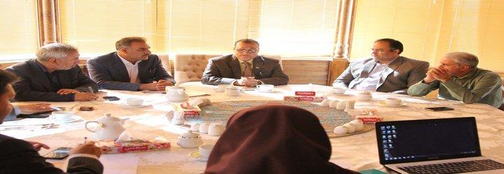 شهردار بیرجند خبر داد: برگزاری کارگروه عمران و توسعه شهری با حضور شهردار فراه
